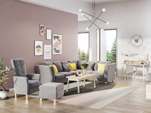Read more about the article MERKUR HJØRNESOFA